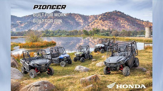 Honda - Gifts That Go Sales Event - All ATVs and SxS Models